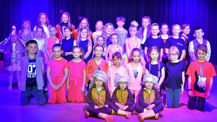 Corton's Got Talent entrants for 2019. All of the 2019 Talent Show entrants. Pictures: Mick Howes