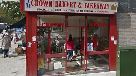 High Crown Bakery was overrun with cockroaches (pic credit: Google streetview)