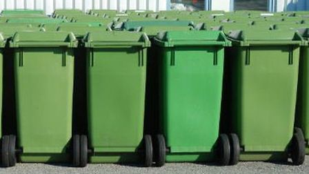 Thousands of green waste bins will be disposed of in the borough
