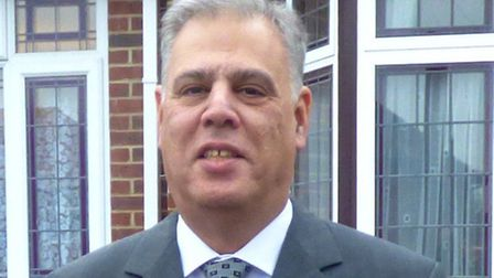 Michael Maurice is the new councillor for Kenton