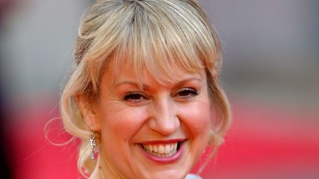 TV presenter Nicki Chapman will be interviewing homeowners who recently put a foot on the property l