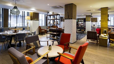 Parts and Labour in Aldgate East offers up some Jewish cusine