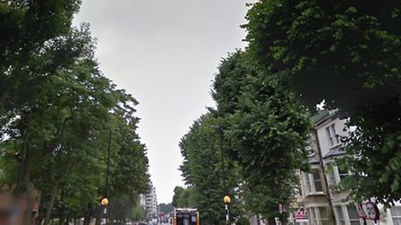 Police are searching for a woman who may have been raped on Caledonian Road Pic: Google