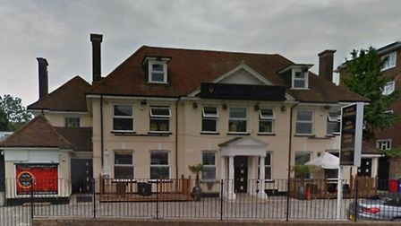 Carlton Lounge in Kingsbury Road (Pic credit: Google streetview)