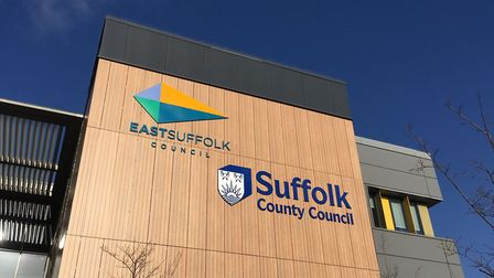 Residents have been left unable to make payments due to a technical issue with East Suffolk Council'