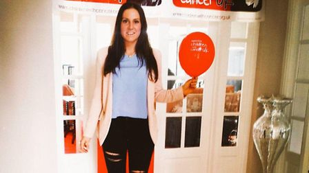 Laura O'Connnor is taking on the 26.2 mile course for Children with Cancer