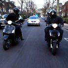 People in Westminster are being increasingly targeted by moped-riding robbers. Picture: Met Police/P