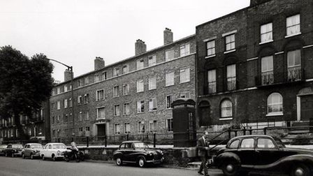 Liverpool Road in 1965