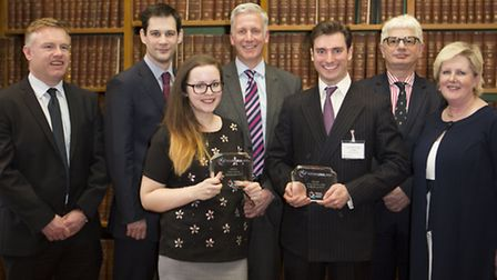 Future Legal Mind awards lunch,London, Lincolns Inn,30/03/2015Picture by Terry Harris.
