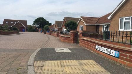 A Lowestoft community is in shock after a teenage girl was sexually assaulted. Picture: Thomas Chapm