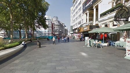 A man was subjected to a terrifying torture ordeal after leaving a nightclub in Leicester Square