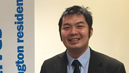 Mark Lim, Conservative candidate for Islington South and Finsbury