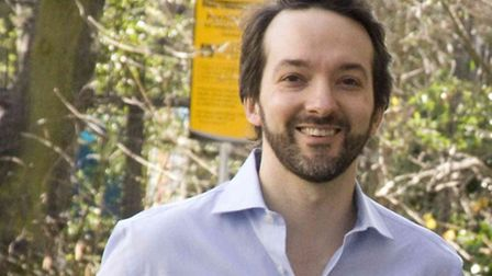 Julian Gregory, Liberal Democrat candidate for Islington North