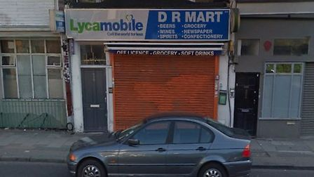 DR Mart, on Holloway Road