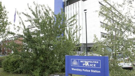 Ricardas Balsevicius pulled out a fake gun in Wembley Police Station