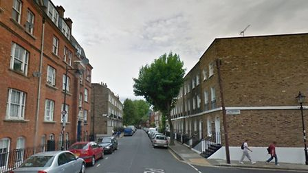 Armed police were called to reports of a gunman on the loose in Islington