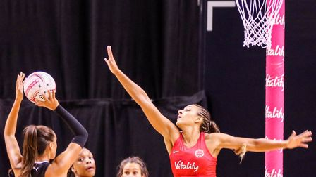 Englands national womens netball team, the Vitality Roses, will compete against Australia, New Zeala