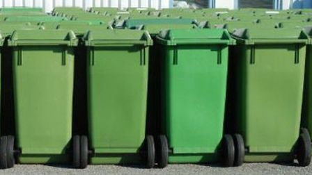 Green bins will be removed from June 1