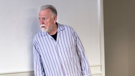 The Father at the Tricycle Theatre. Kenneth Cranham (Andre). Photo credit: Simon Annand