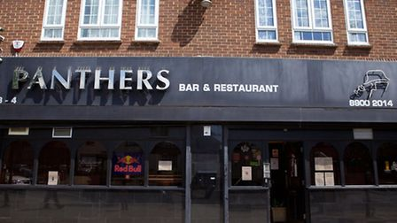 Panthers is in Ealing Road (Pic credit: Adam Thomas)