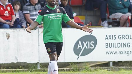 Hendon striker Leon Smith says he is considering hanging up his boots