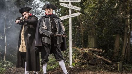 Stand and Deliver: Dashing Islington highwayman Claude du Vall stars at the London Dungeon