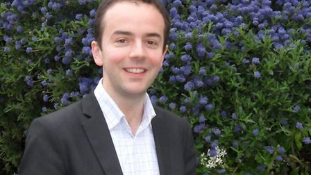 Cllr James Murray: 'Drawing a line in the sand'