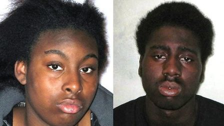 Aliyah Weekes and her brother Lacquan were jailed last November