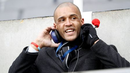 Former Leeds United footballer Clarke Carlisle has pleaded guilty to a drink-driving offence Pic Ric