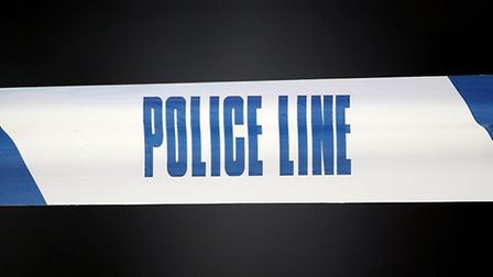 A police hunt is underway