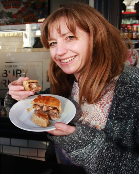 Nicky Campbell, from Piebury Corner