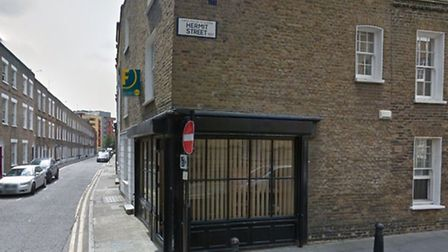 At this early stage, it is believed the teenager was stabbed on Hermit Street [Photograph from Googl