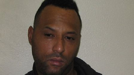 Jason Hyman-Wallace is wanted in connection to an attempted murder in Wembley on February 23