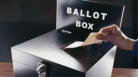 Residents across the borough have started casting their votes in the general election.