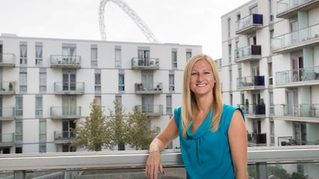 Carrie Webster has the fastest broadband in London