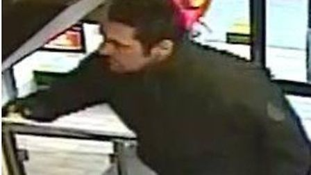 Police would like to speak to this man in connection with the incidents