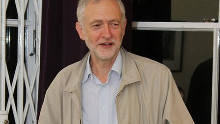 """Jeremy Corbyn will represnt the """"Labour left"""""""