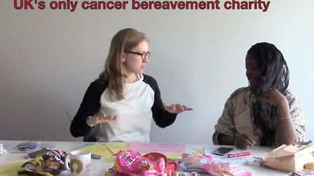 Dr Erin Thompson set up the charity after she lost her father.