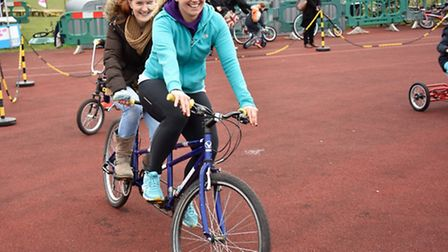 The council is asking for your views on improving uptake of cycling
