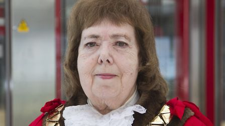 Cllr Lesley Jones inaugurated as the new Mayor of Brent has been made an MBE in Queen's Birthday Hon