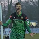Charlie Goode is set to leave Hendon to sign for a Football League club