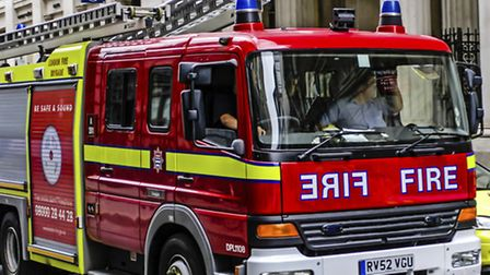 Fires in Islington have dropped 16 per cent, say LFB