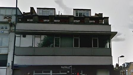 Natwest, in Finsbury Park, will close for ever in August Pic: Google
