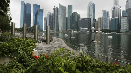 Singapore: A bustling mixture of the archaic and ultra-modern