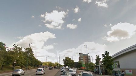 Forty Avenue in Wembley (Pic credit: Google streetview)