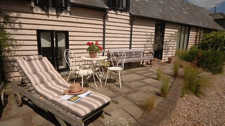 Witherdens is a series of villas dotted around a converted barn