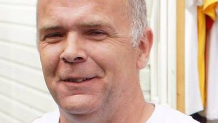 Bruce Norval was infected with hep C through blood products to treat haemophilia
