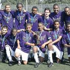 Raheem Sterling captained Brent to London Youth Games glory in 2009