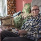 Harry Nechell, 83, was robbed for the second time in two months on Monday afternoon