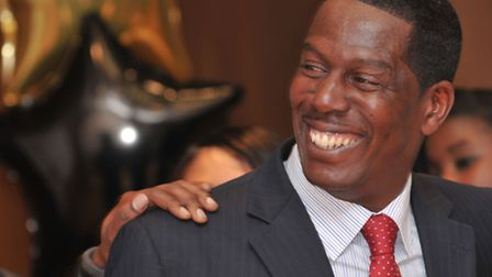 Trevor Hutton was given a posthumous award last year